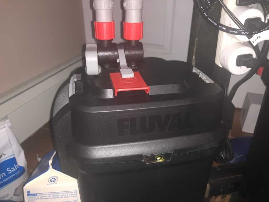 How to clean fluval 407 Filter